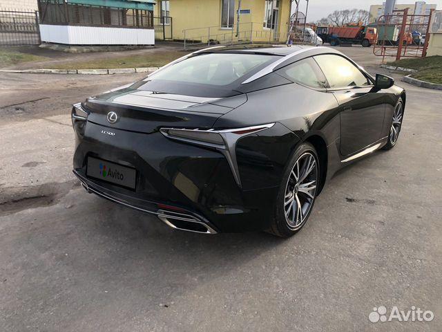 Lexus LC, 2017 купить 5