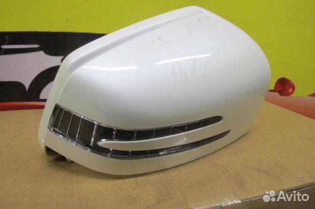89524408730 Mercedes Benz GL W166 накладка правого зеркала