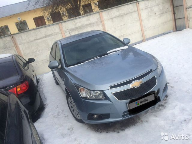 Chevrolet Cruze, 2009 89176901659 купить 4