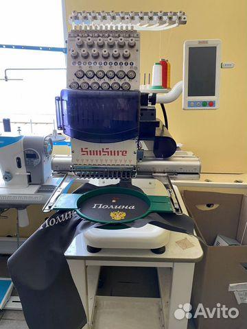 Вышивальная машина SunSure SS 1201-S Б/У