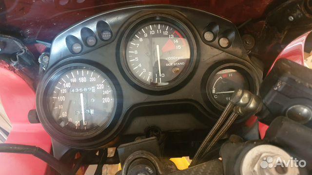 Honda CBR 600 89603321996 купить 6