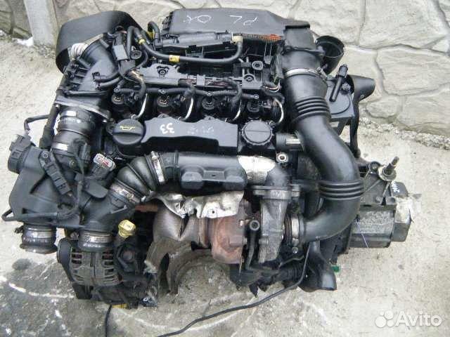 84732022776 Двигатель Ford Focus 2 2008-2011