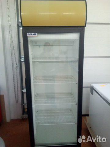 Холодильный шкаф со стеклом polair