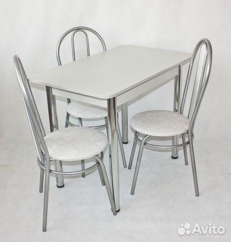 Стол обеденный прямоугольный 89850571152 купить 5