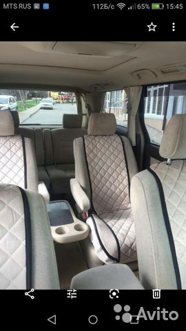 Toyota Alphard, 2008 89134710564 купить 4