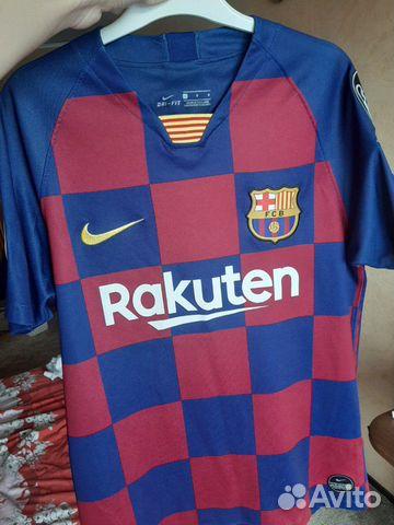 Футболка Messi FCB