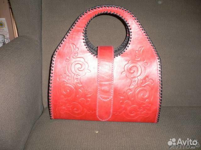 Купить сумку из натуральной кожи Санкт-Петербург