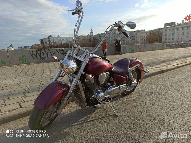 Honda VTX 1800N 89584898345 купить 4