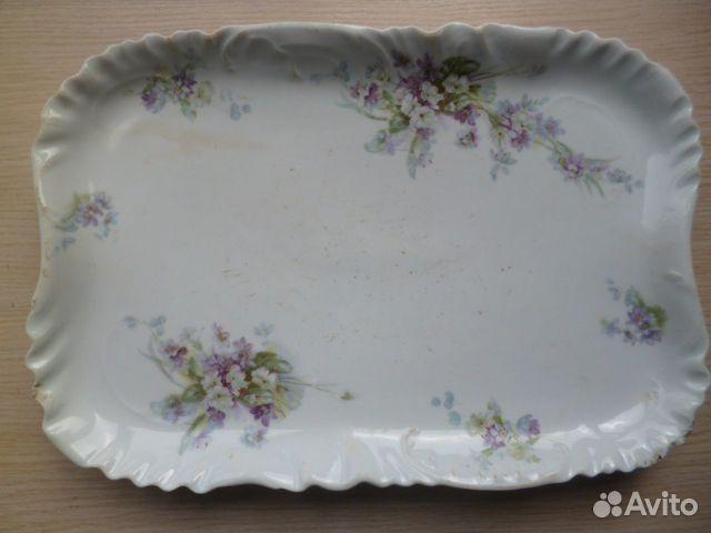 Фарфор Кузнецова 19 век 9 предметов  89532541529 купить 1