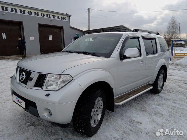 Nissan Pathfinder, 2008 89101904077 купить 1