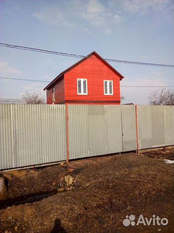 Дача 100 м² на участке 7 сот. 89163611243 купить 3