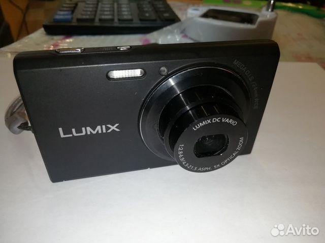 Компактный фотоаппарат Panasonic DMC-FS50