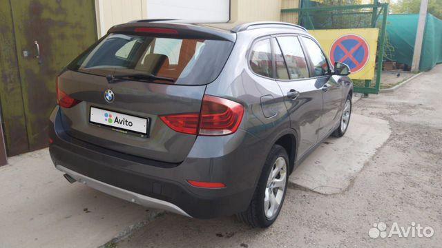 BMW X1, 2014 89692933571 купить 4