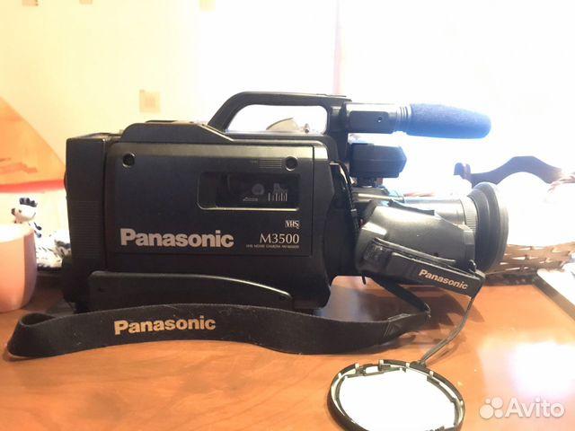 Видеокамера Panasonic M3500 89276827010 купить 2