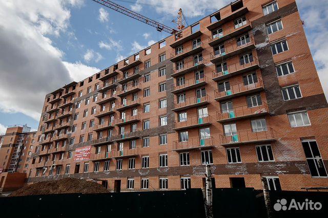1-к квартира, 41.4 м², 5/9 эт. 89301325106 купить 5