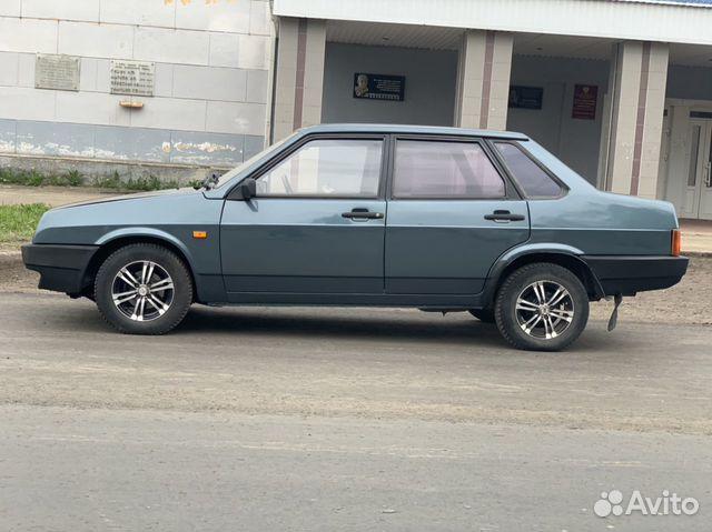 VAZ-21099, 2001 köp 8
