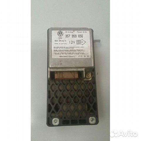 Блок управления airbag 357959656