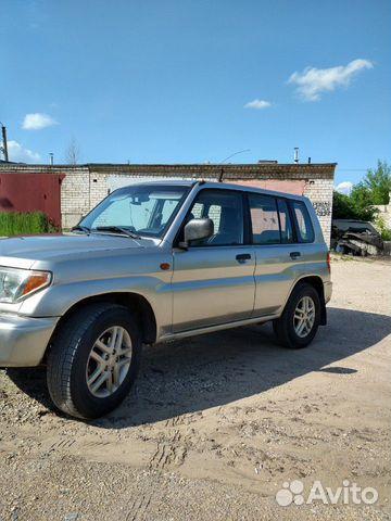 Mitsubishi Pajero Pinin, 2003  89066854498 купить 1