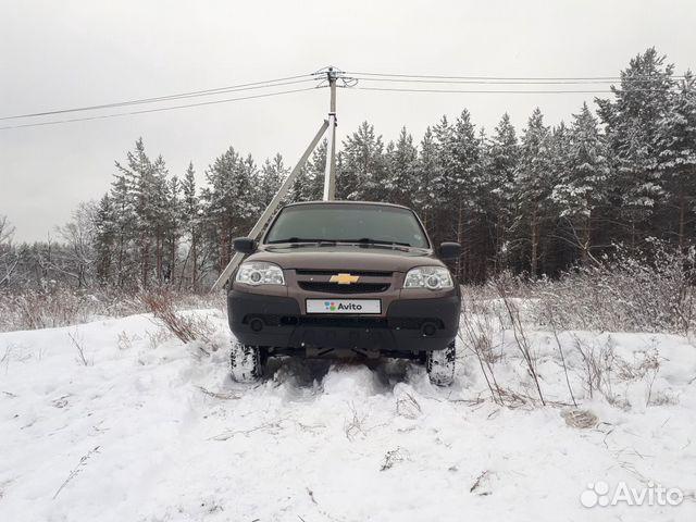 Chevrolet Niva, 2019 buy 7