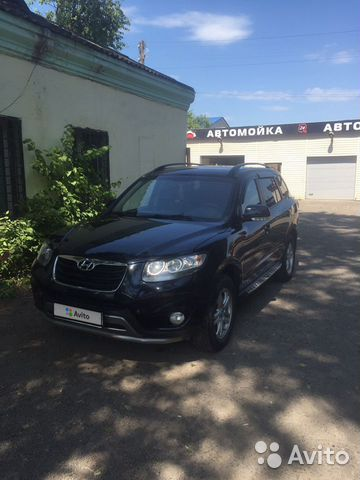 Hyundai Santa Fe, 2012 89210656665 купить 1