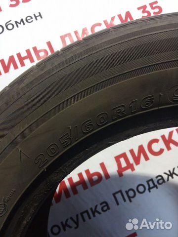 Комплект шин 205/60/16 Kumho Solus  89115014247 купить 4