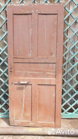 Двери для хозпостроек  купить 1