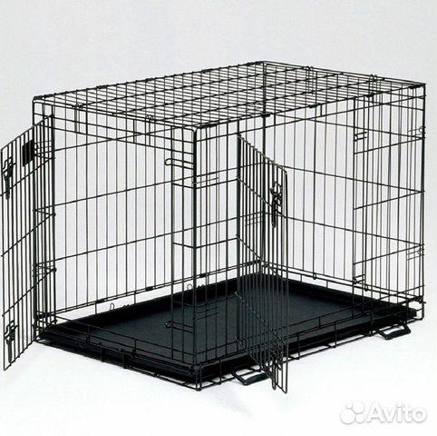 Клетка для собак. Арт.:27 89378521677 купить 2