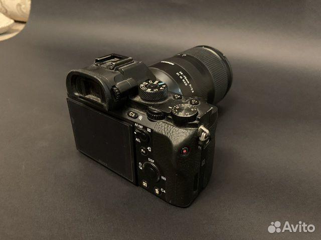 Sony A7s II + Tamron 28-75 f2.8 купить 3
