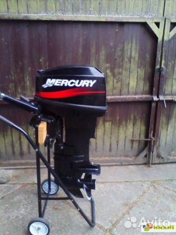 Мотор Mercury 25 лс 2006 г