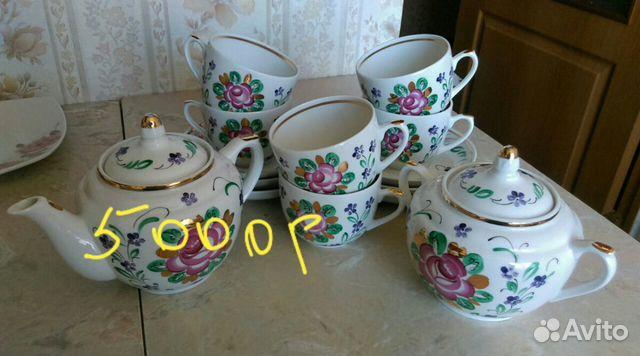 Сервиз чайный  89064888181 купить 1