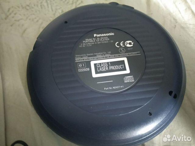 Cd плеер Panasonic sl-sx 320 новый  89027926572 купить 3