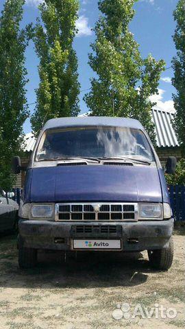 ГАЗ ГАЗель 2705, 1999  89068331817 купить 1