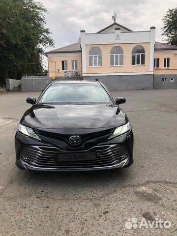 Toyota Camry, 2020  89656399770 купить 9
