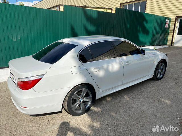 BMW 5 серия, 2008  89520226001 купить 5