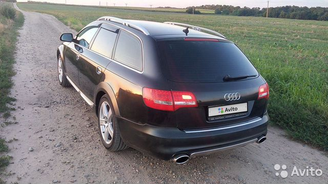 Audi A6, 2008  89600228601 купить 2