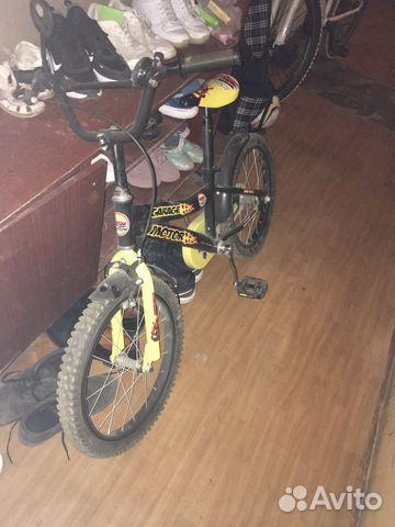 Motor Garage 20 детский велосипед  89371806321 купить 1