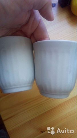 Чашки новые  89872874942 купить 1