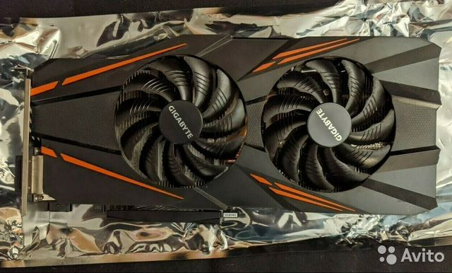 GTX 1070 Gigabyte Windforce 2 OC