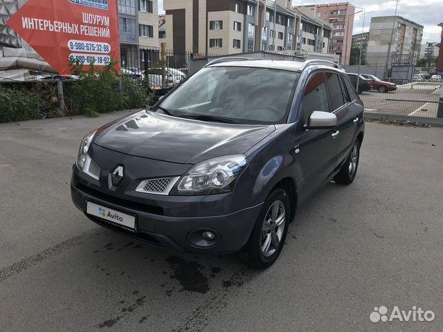 Renault Koleos, 2010  89065967636 купить 1