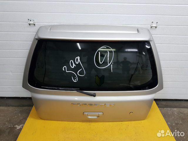 89625003353  Дверь-5я Subaru Forester, SF5, EJ20