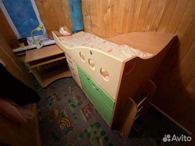 Кровать-чердак  89038766969 купить 4