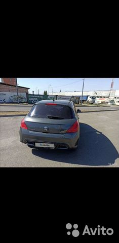 Peugeot 308, 2010  89896100379 купить 2