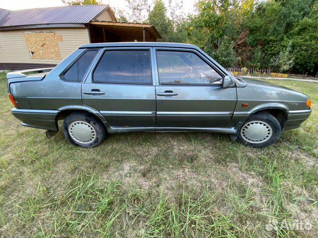 ВАЗ 2115 Samara, 2007  89606368077 купить 4