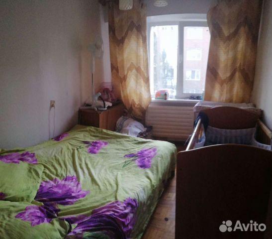 4-к квартира, 60 м², 4/5 эт.