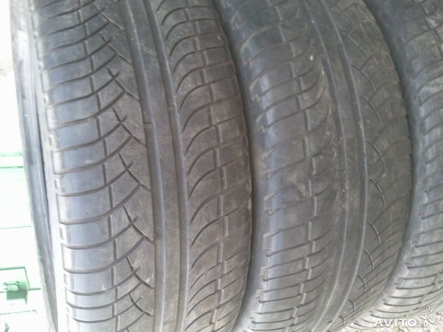Шины 255/50r20 Michelin Diamaris 5шт— фотография №1