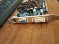 Видеокарта Asus GeForce 8500GT 256 Mb