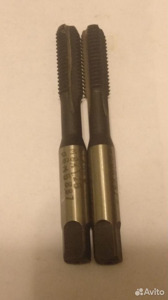 Метчик М 8 шаг 1.25 мм, P6M5  89608366849 купить 1