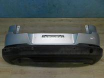 Бампер задний Volkswagen Тигуан 2007-2011