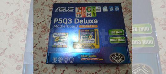 Asus P5Q3 Deluxe