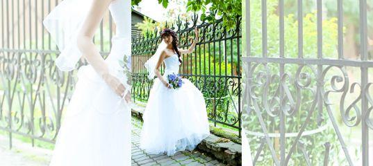 Свадебное платье-трансформер, 2 в 1 купить в Красноярском крае с доставкой | Личные вещи | Авито